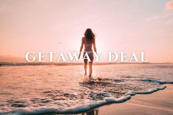 Getaway Deal 25%