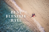 Flexible Rate Room only (45% discount)