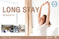 LONG STAY PROMOTION : TWO BEDROOM FAMILY SUITES