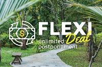 Flexi Deal (เลื่อนวันเข้าพักฟรีไม่จำกัด) (50% discount)