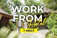Work from Hotel - 7 Nights (Breakfast)