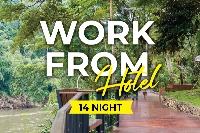 Work from hotel - 14 nights (Breakfast)